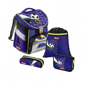 Step by Step Comfort Schulranzen- Set Top Soccer (4tlg.)