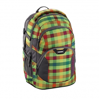 "Coocazoo Rucksack ""JobJobber"" Hip To Be Square Green"