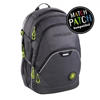 "Coocazoo Rucksack ""EvverClevver 2"" Shadowman"