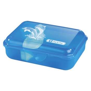 Step by Step Lunchbox Happy Dolphin