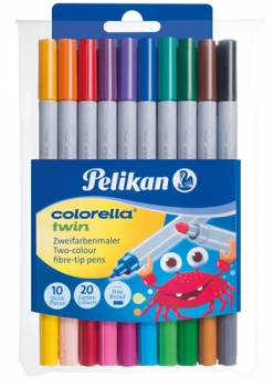Pelikan Fasermaler Colorella® twin