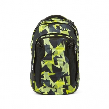 Satch Schulrucksack Match Gravity Jungle