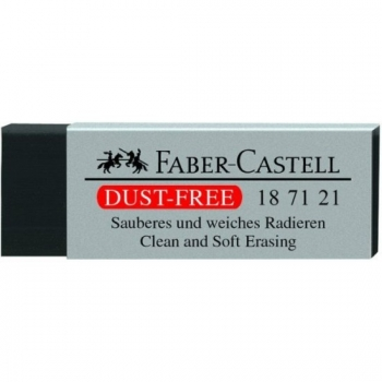 Faber Castell Radierer DUST-FREE