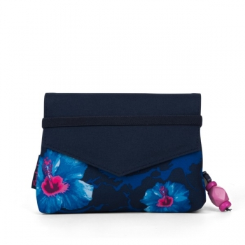 Satch Klatsch Clutch Waikiki Blue