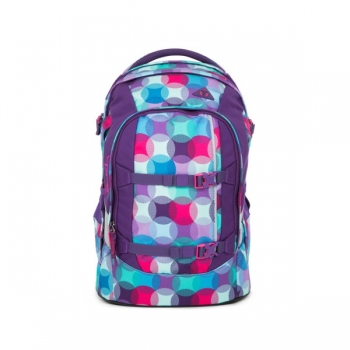 Satch Schulrucksack Pack Hurly Pearly