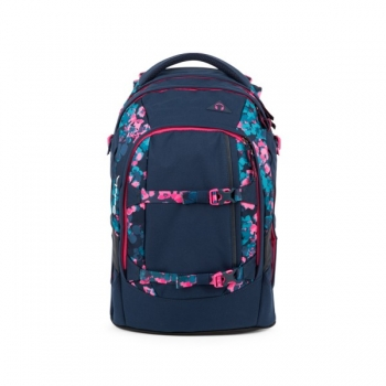 Satch Schulrucksack Pack Awesome Blossom