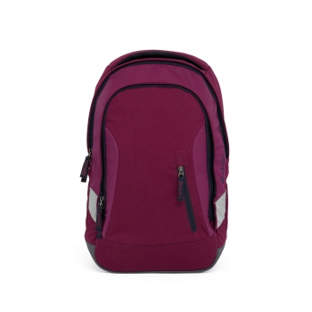 Satch Schulrucksack Sleek Pure Purple